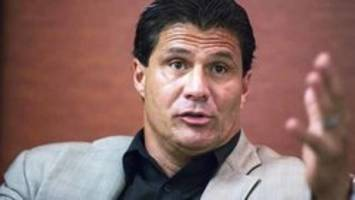 Jose Canseco accidentally shoots self in Las Vegas: Report