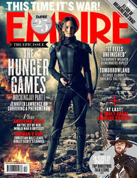 The Hunger Games' Jennifer Lawrence looks feisty on the cover of Empire mag – PICS
