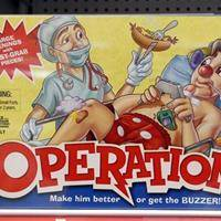 'Operation' Inventor Needs Money for Actual Operation