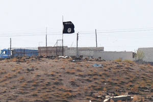 ISIS kills at least 30 pro-Syria fighters over gas field
